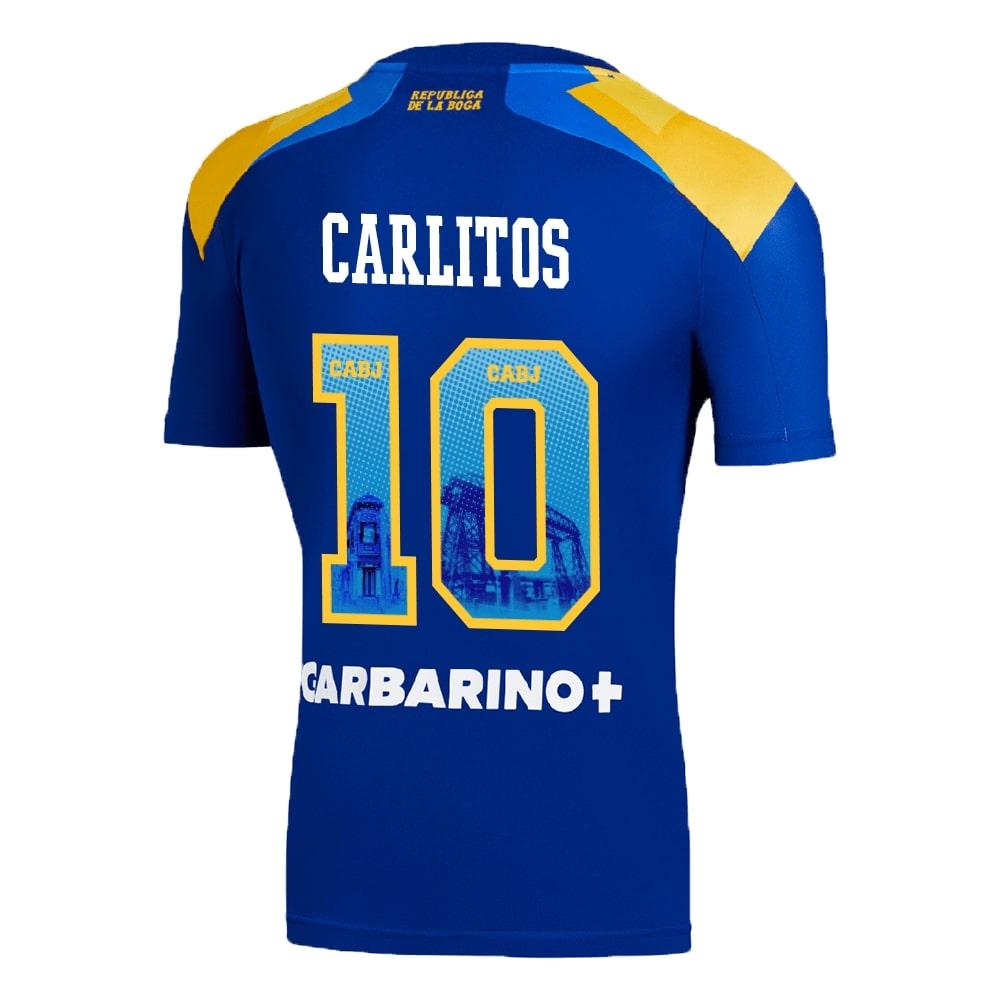 Maillot Boca Juniors 2021 2022 third