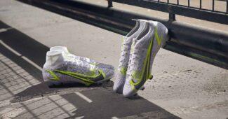 Image de l'article Nike dévoile les Mercurial Superfly 8 et Mercurial Vapor 14 «Safari»