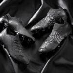 Le cuir et la technologie Lazertouch s'invitent sur les crampons PUMA