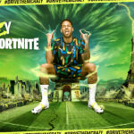 Contre Manchester City, Neymar va porter des crampons spéciaux aux couleurs de Fortnite