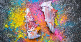 Image de l'article Une explosion de couleurs pour le pack Spectra de PUMA