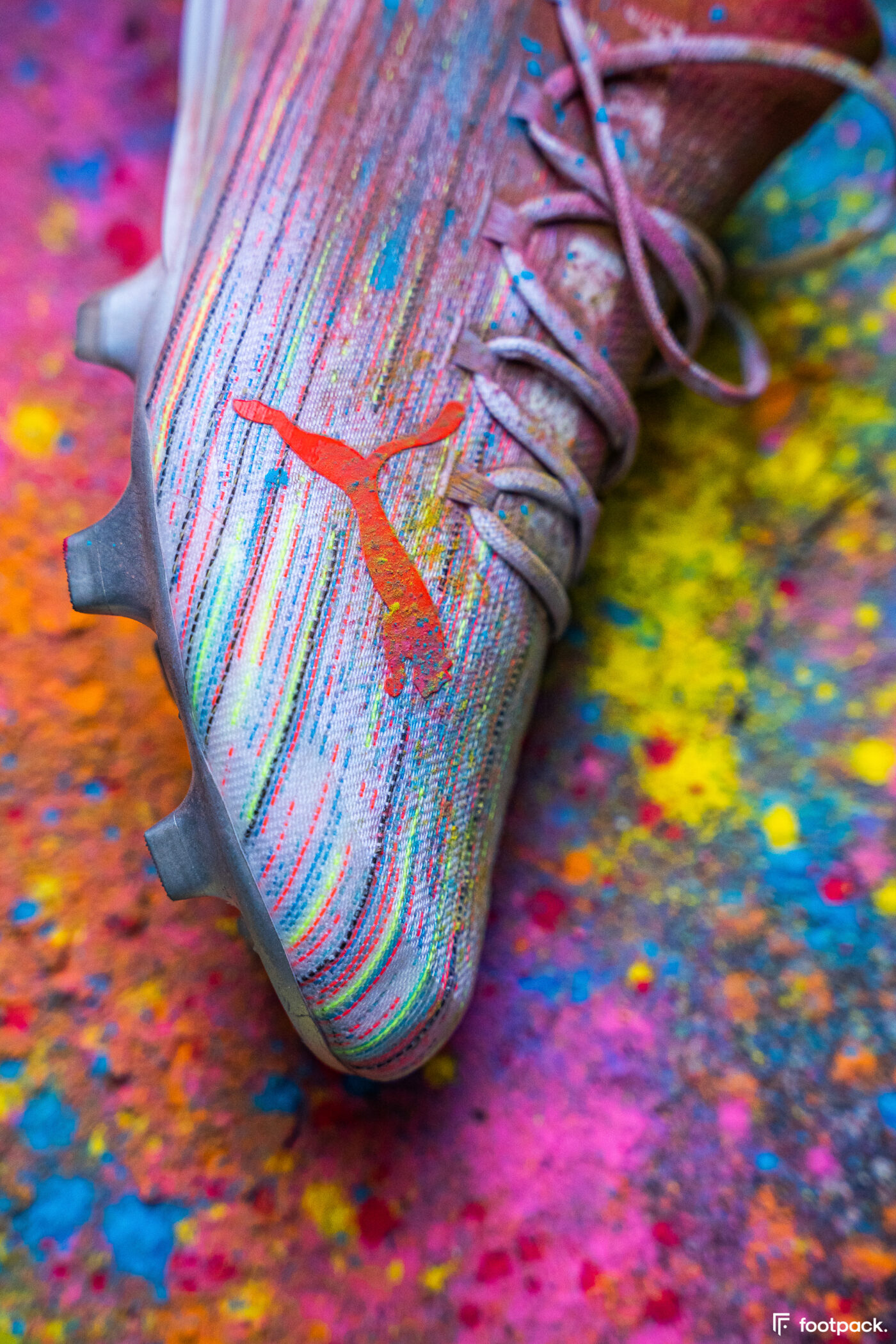 Puma Spectra footpack