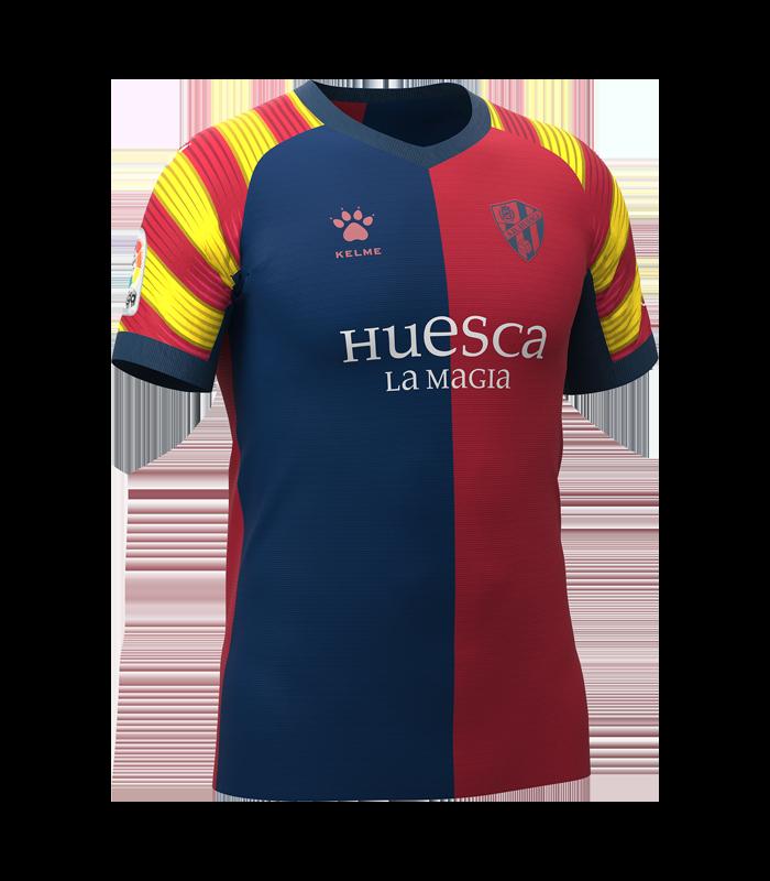 quatrième maillot sd huesca 2020/21