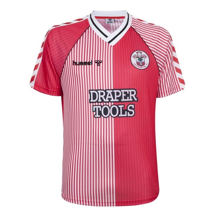 Reedition maillot Southampton hummel