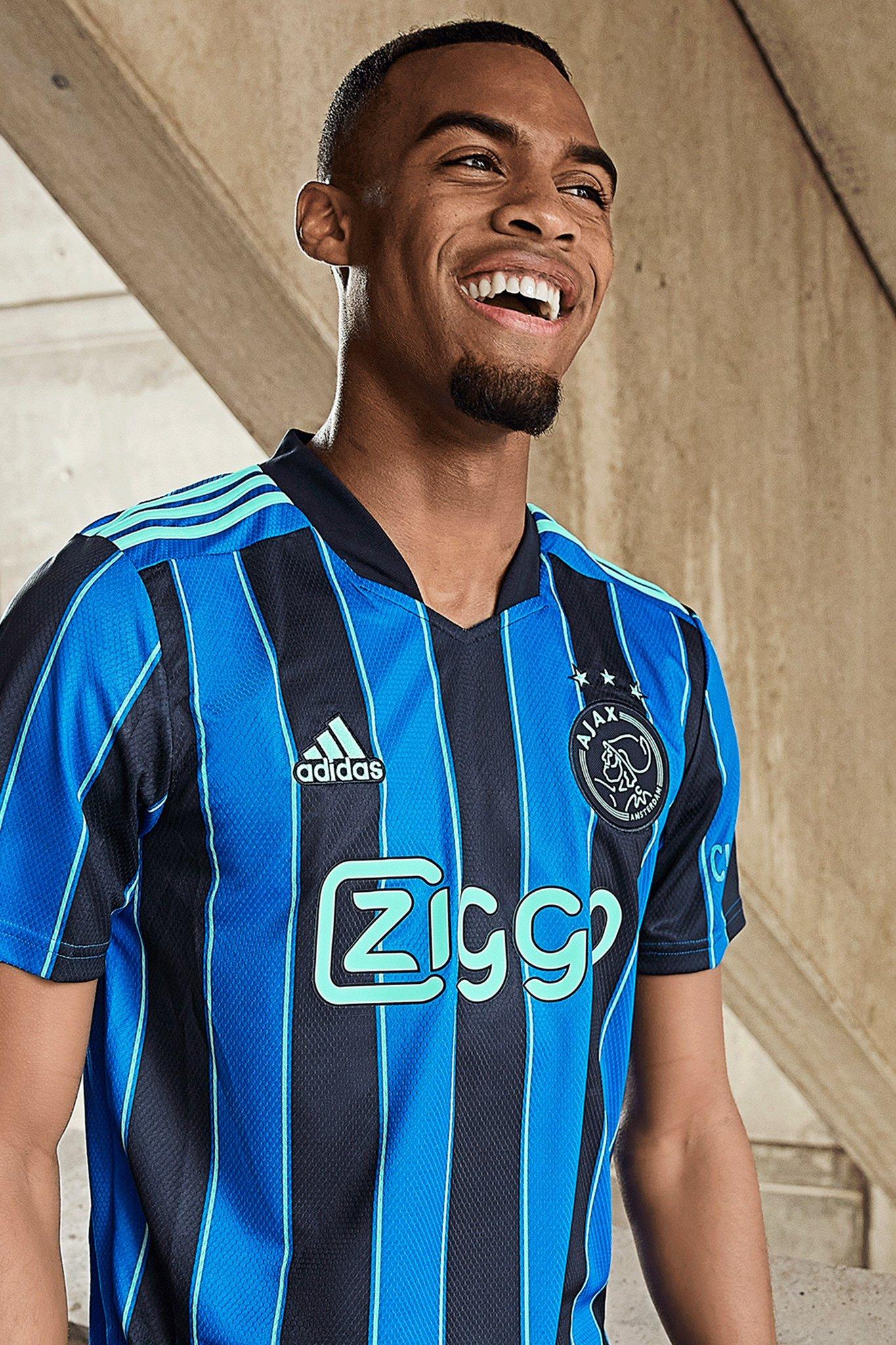 Maillot extérieur 2021-2022 Ajax