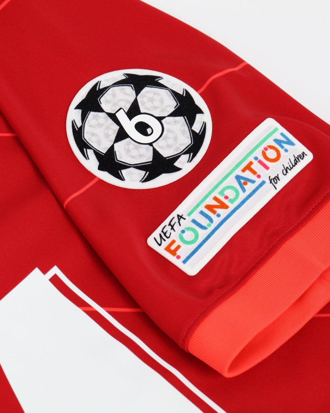 Nouveau badge Champions League 2021-2022