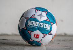 Image de l'article Le ballon de la Bundesliga 2021-2022 présenté par Derbystar