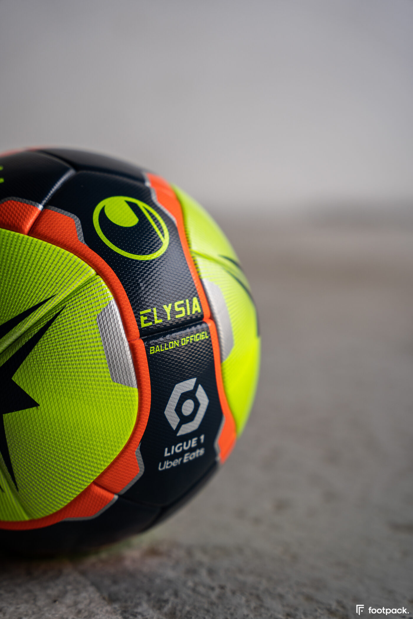 Ballon Ligue 1 2021-2022 uhlsport