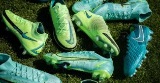 Image de l'article Nike dévoile ses crampons pour l'Euro 2020 avec le pack «Impulse»
