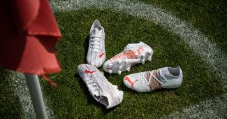Image de l'article Avec le pack «Spectra», PUMA présente ses crampons pour l'Euro 2020!