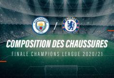 Image de l'article La composition de Manchester City – Chelsea en crampons (finale Champions League)