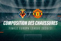 Image de l'article La composition de Villarreal – Manchester United en crampons (finale Europa League)