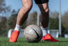 Image de l'article Nike offre des crampons aux joueurs du GFA Rumilly-Vallière avant le match contre Monaco