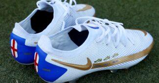 Image de l'article Nike offre des crampons spéciaux à Harry Kane pour son titre de meilleur buteur