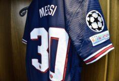 Image de l'article Le PSG portera un flocage inédit sur son maillot en Champions League