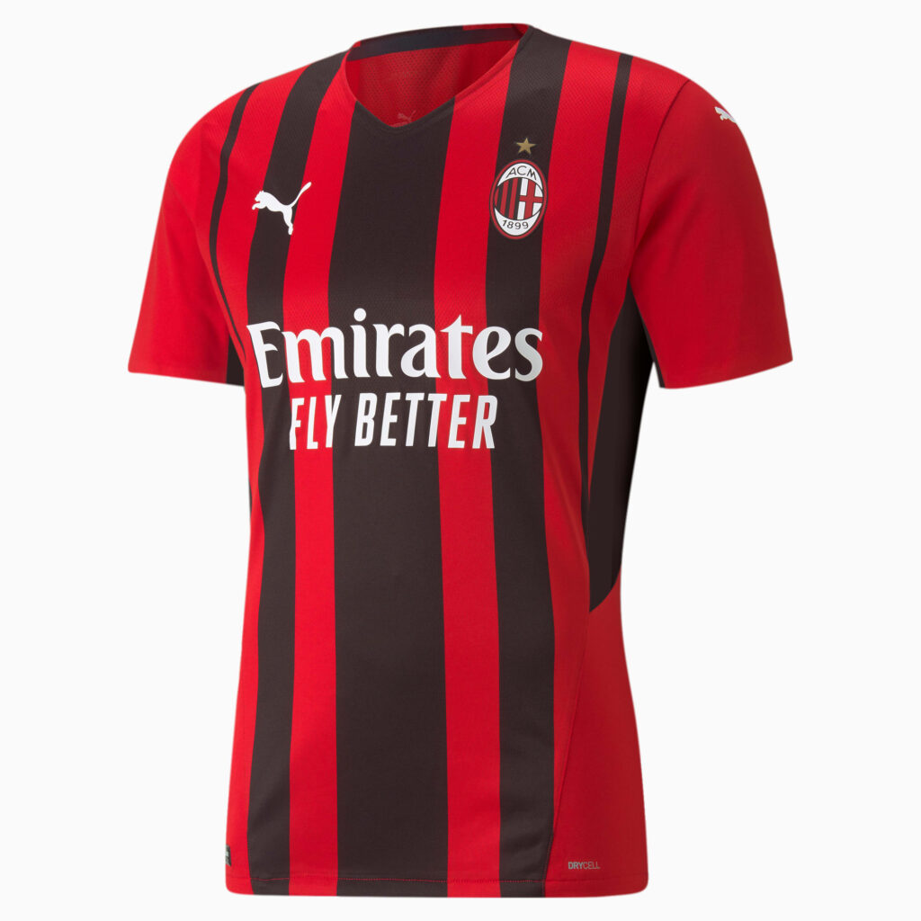 Maillot Milan AC 2021-2022 PUMA