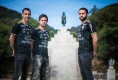 Image de l'article Un maillot en hommage à Napoléon pour l'AC Ajaccio