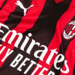 Les maillots de l'AC Milan 2021-2022 officialisés par PUMA