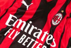 Image de l'article Les maillots de l'AC Milan 2021-2022 officialisés par PUMA