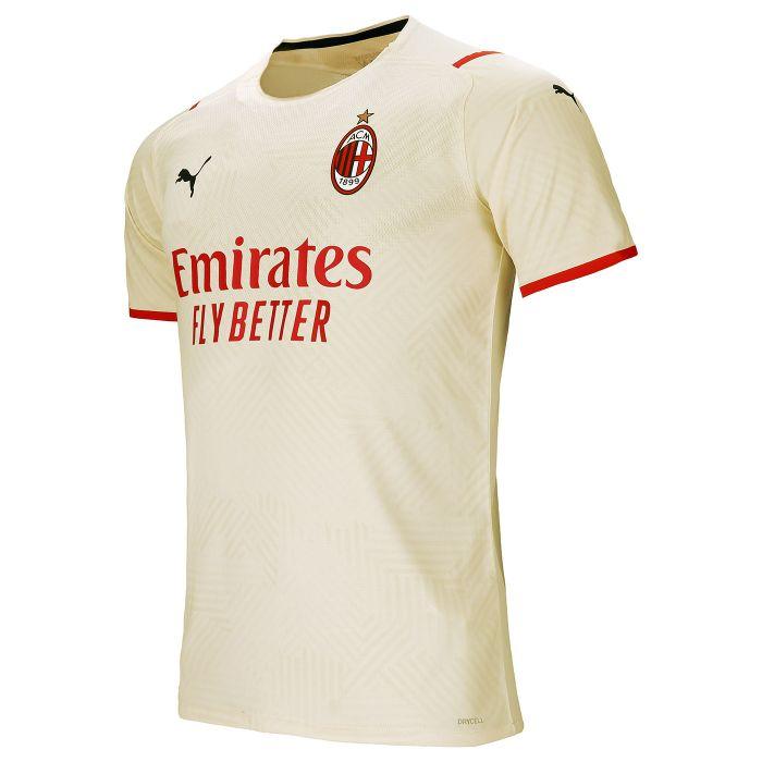Maillot AC Milan exterieur 2021-2022