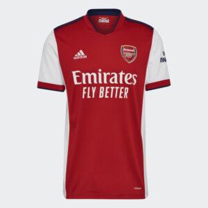 Maillot Domicile du Arsenal