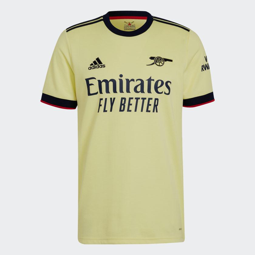 Maillot Arsenal 2021-2022 adidas