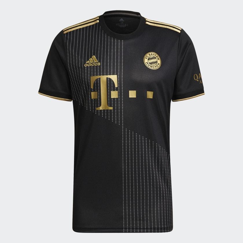 Maillot Bayern Munich 2021-2022 extérieur