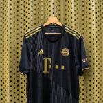 Les maillots du Groupe E de la Ligue des Champions 21-22