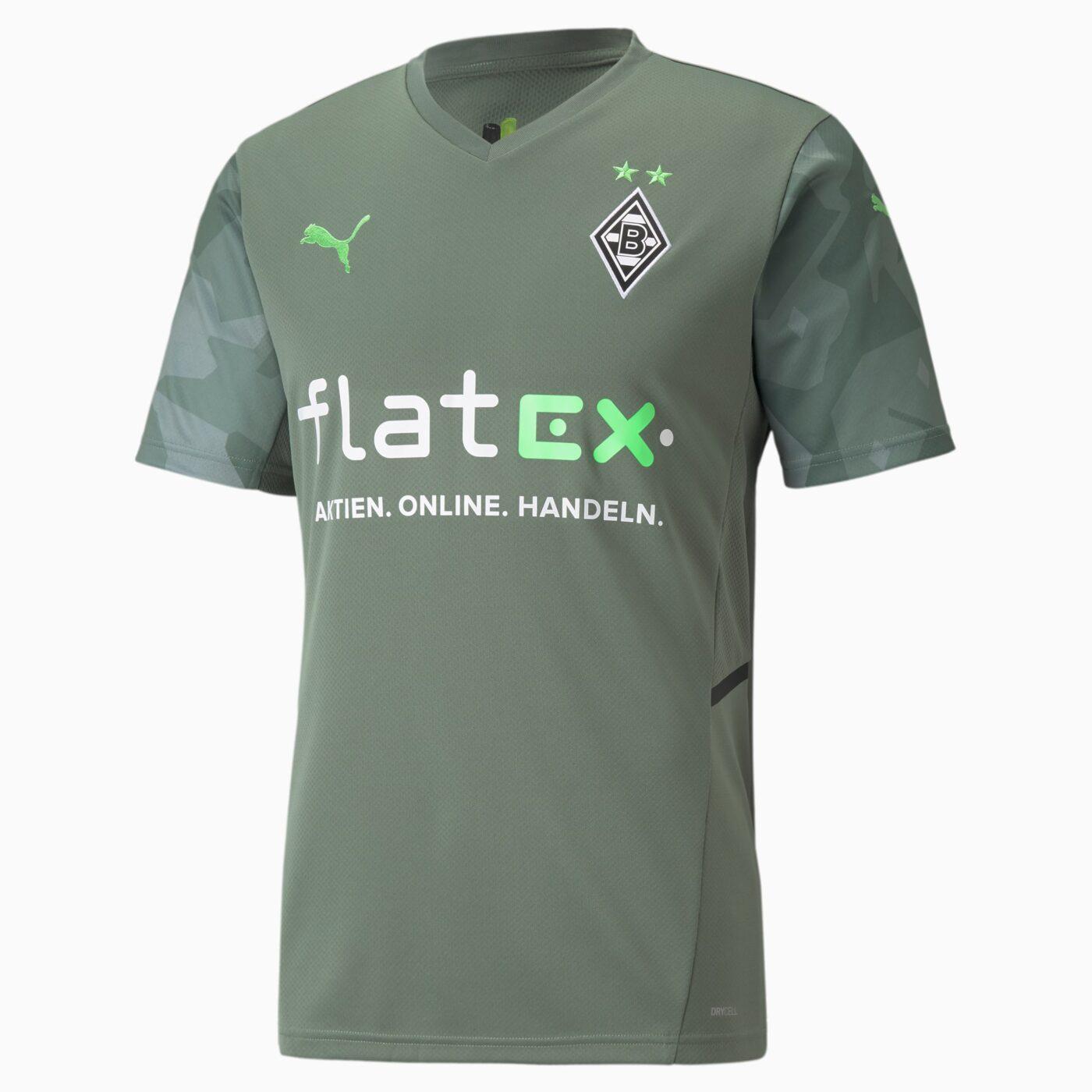 Maillot Borussia Monchengladbach 2021-2022 PUMA