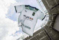 Image de l'article Les maillots du Borussia Mönchengladbach 2021-2022 officialisés par PUMA