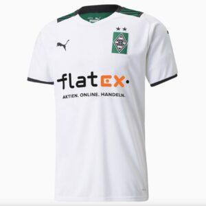 Maillot Domicile du Borussia Monchengladbach