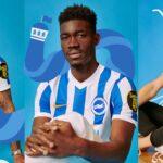 Les maillots de Brighton & Hove Albion 2021-2022 dévoilés par Nike