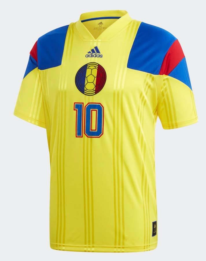 Maillot City adidas EURO 2020