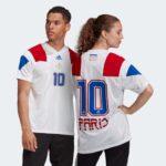 adidas lance une collection de maillots inédits en hommage aux grandes villes