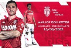 Image de l'article L'AS Monaco avec un maillot collector contre Rennes
