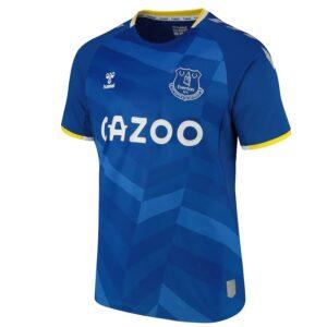 Maillot Domicile du Everton