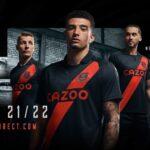 Les maillots d'Everton 2021-2022 dévoilés par hummel