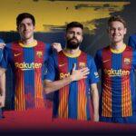 Contre l'Atlético, le Barça va jouer avec son maillot «Clasico»