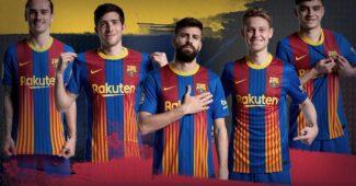 Image de l'article Contre l'Atlético, le Barça va jouer avec son maillot «Clasico»