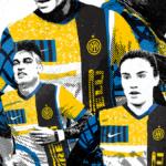 Contre la Roma, l'Inter va jouer avec son nouveau maillot «I M»