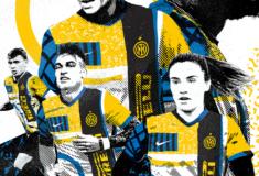 Image de l'article Contre la Roma, l'Inter va jouer avec son nouveau maillot