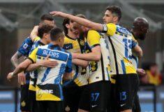 Image de l'article Quand Marcelo Brozovic porte le mauvais logo de l'Inter sur son short ...