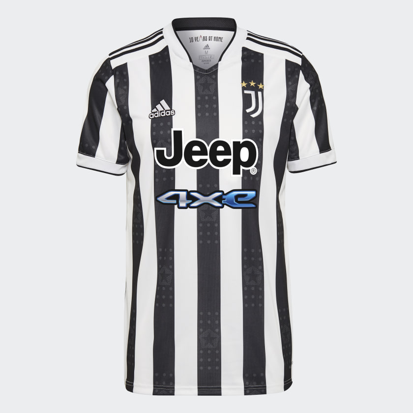 Maillot Juventus domicile 2021-2022 adidas