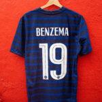 Quel numéro pour Karim Benzema en équipe de France ?