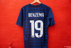 Image de l'article Quel numéro pour Karim Benzema en équipe de France ?