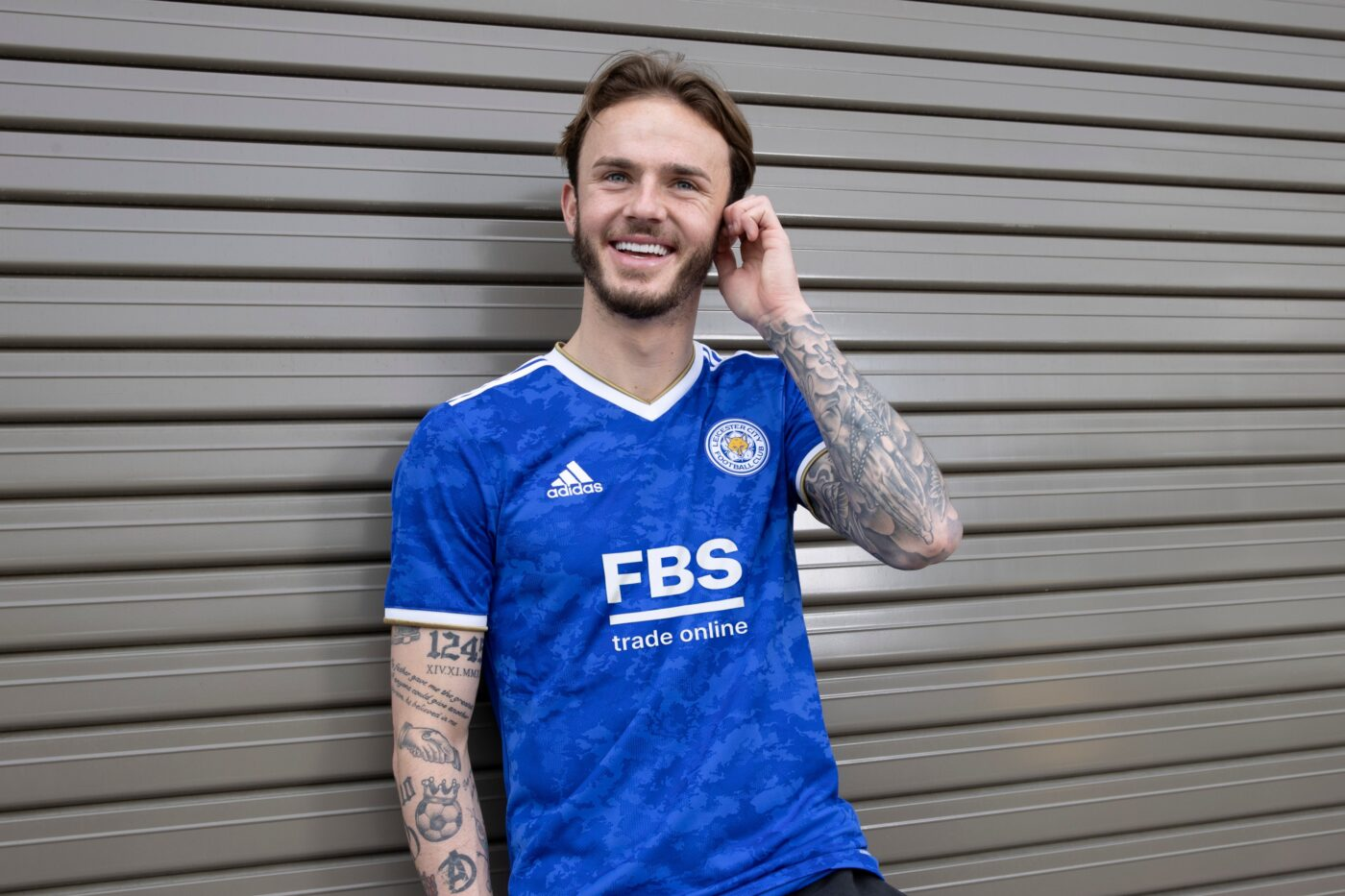 Maillot Leicester City 2021-2022