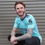 Les maillots de Leicester City 2021-2022 révélés par adidas