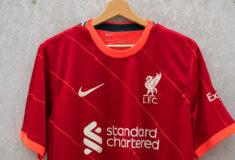 Image de l'article Les maillots de Liverpool 2021-2022 lancés par Nike