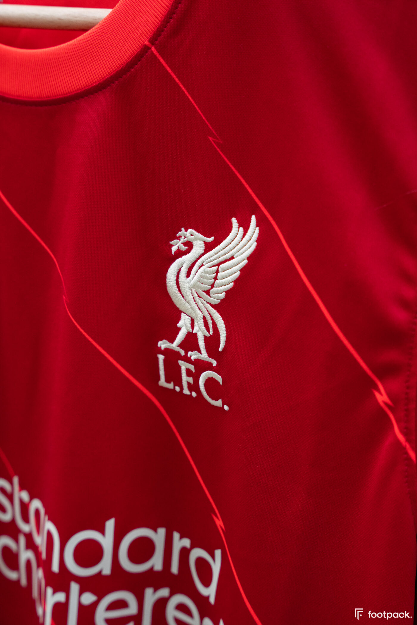 Maillot Liverpool 2021-2022 domicile - footpack