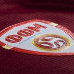 Les maillots de la Macédoine du Nord pour l'Euro 2020 dévoilés par Jako